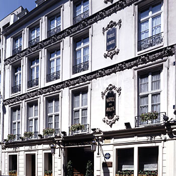 Hotel malte opera paris france astotel hotels in paris for Hotel sans reservation paris