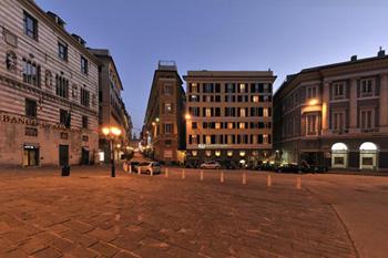 Best western hotel metropoli genova italy best western for Metropoli in italia