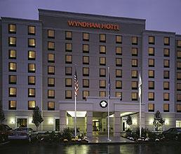 Wyndham Billerica Hotel - Massachusetts MA - USA