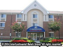 Candlewood Suites Charlotte-University - USA