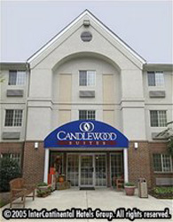 Candlewood Suites Charlotte-Coliseum - USA