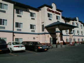 Clarion Suites Anchorage