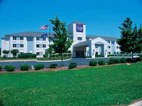 Sleep Inn Pelham - USA