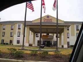 Comfort Suites Gadsden - USA