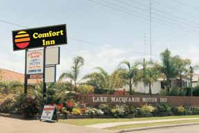 Comfort Inn Lake Macquarie Newcastle