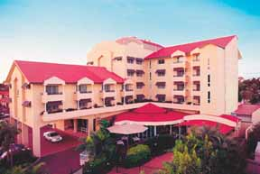 Quality Hotel Sheridan Plaza Cairns - Australia