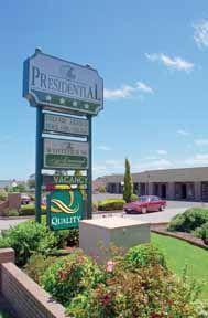 Quality Inn Presidential Mt Gambier