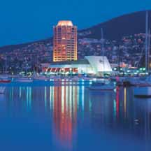 Clarion Hotel Wrest Point Tower Sandy Bay