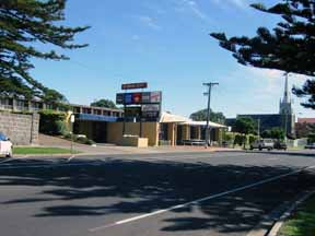 Comfort Inn Richmond Henty Portland