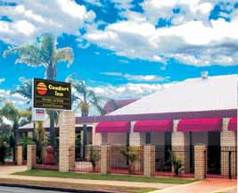 Comfort Inn Fraser Gateway Hervey Bay
