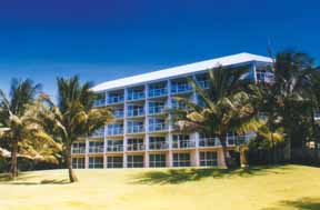 Quality Hotel Ocean International Mackay