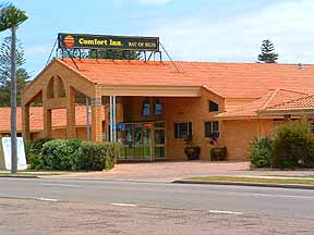 Comfort inn bay of isles esperance