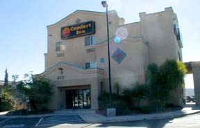 Comfort Inn North Tucson - USA