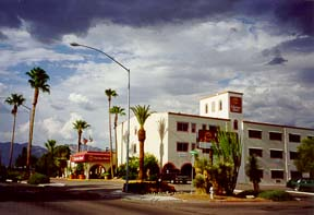Clarion Hotel Randolph Park Tucson - USA