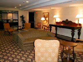 Clarion Hotel Mansion Inn Sacramento - USA
