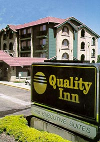 Quality Inn & Suites Executive Suites Lompoc