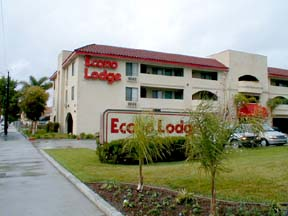 Econo Lodge Pico Rivera - USA