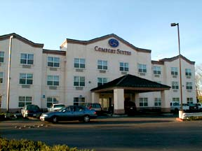 Comfort Suites - Downtown Sacramento - USA
