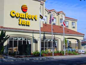 Comfort Inn San Jose - USA