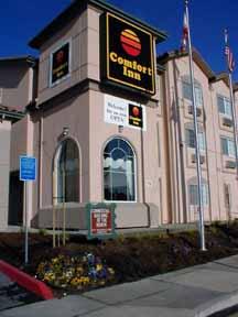 Watsonville Hotel Map Map Of Watsonville California