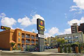 Comfort Inn Los Angeles