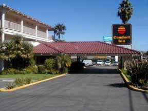 Comfort Inn Near Warner Center - USA