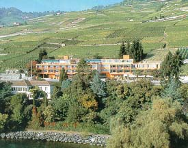 Comfort Hotel Intereurope Lausanne - Switzerland