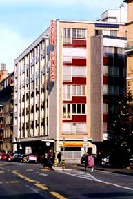 Comfort Hotel Balzac Geneva - Switzerland
