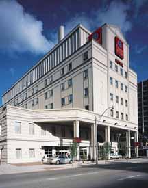 Comfort Suites City Centre Toronto - Canada