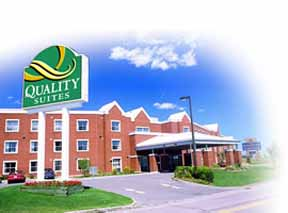 Quality Suites Quebec -