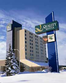 Quality Hotel & Conference Centre Grande Prairie