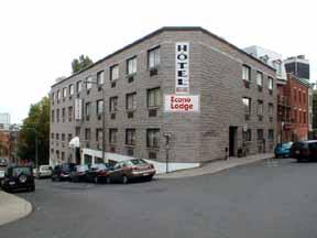 Econo Lodge Downtown Montreal - Canada