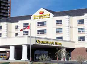 Comfort Inn & Suites South Calgary - Canada