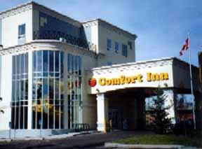 Comfort Inn & Suites University - Canada