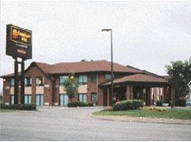 Comfort Inn Meadowvale Mississauga - Canada