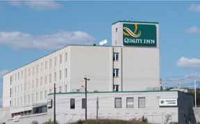 Quality Inn & Conference Centre Downtown Sudbury