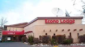 Econo Lodge Motel Village Calgary - Canada