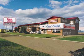 Econo Lodge Edmonton - Canada