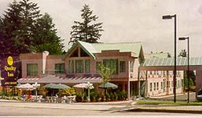 Quality Inn Surrey - Canada