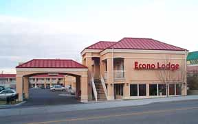 Econo Lodge Banff Trail Calgary - Canada