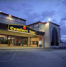 Comfort Inn Vancouver Airport Richmond - Canada