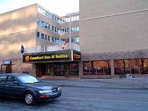 Comfort Inn & Suites Edmonton - Canada