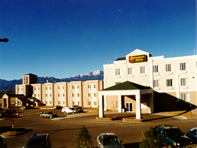 Comfort Suites Colorado Springs - USA