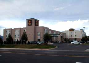 Sleep Inn Colorado Springs - USA