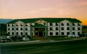 Comfort Inn North Colorado Springs - USA