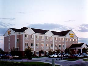 Comfort Suites Ft. Collins - USA