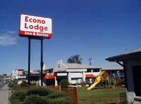Econo Lodge Inn & Suites World Arena Colorado Springs - USA