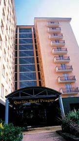Quality Hotel Prague Prague - Czech Republic
