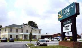 Quality Inn Skyways New Castle - USA