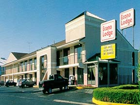 Econo Lodge Airport New Castle - USA